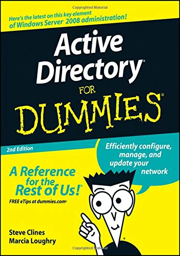 Active Directory For Dummies (Windows Active Directory)