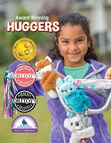 51hTjxrcTUL - Wild Republic Huggers Unicorn Plush, Slap Bracelet, Stuffed Animal, Kids Toys, Unicorn Party Supplies, 8 inches