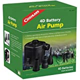 4D Battery -Operated Air Pump