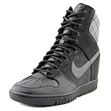 Nike Dunk Sky Hi SNKRBT 2.0 Women Round Toe Leather Sneakers