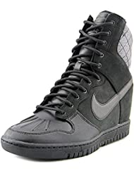 NIKE Womens Sky Hi Sneakerboot 2.0 Wedge High Fashion Shoe