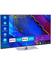 MEDION X15061 UHD Smart TV, 125,7 cm, 50 inch, 4K, Dolby Vision, HDR, MEMC, Micro Dimming, Netflix, Prime Video, WiFi, Triple Tuner, DTS, PVR, Bluetooth, MD31541