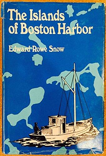 The Islands of Boston (Massachusetts) Harbor, 1630 - - Wharf South Stores