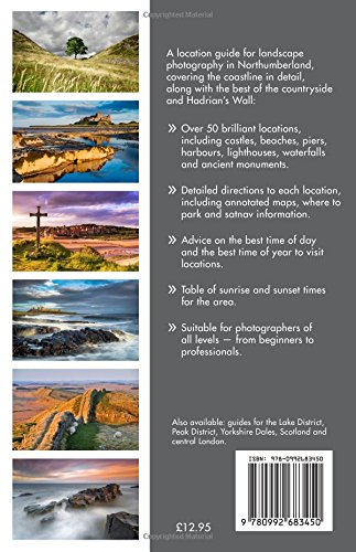 The photographers guide to northumberland ellen bowness the photographers guide to northumberland ellen bowness 9780992683450 amazon books fandeluxe Image collections