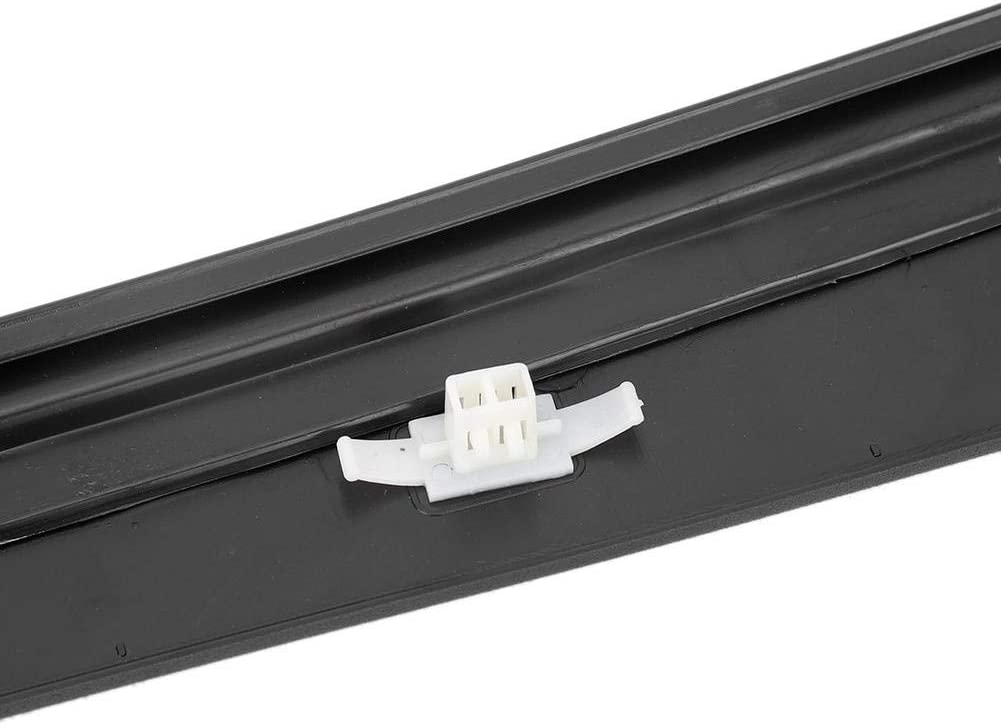KIMISS Door Pillar Trim,Rear Door Pillar Trim Panel Left-Hand Passenger Side Fits Fusion 2002-2012 1473677
