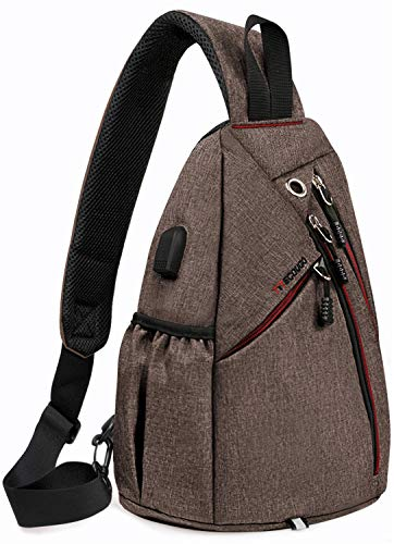 TITECOUGO Sling Bag Tactile