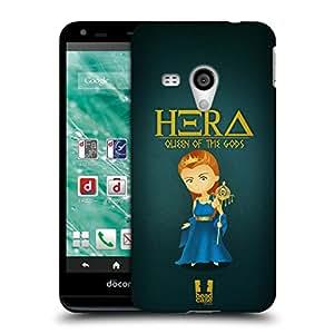 Head Case Designs Hera Mini Greek Goddesses Protective Snap-on Hard Back Case Cover for Sharp Aquos EX SH-02F LTE