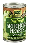 NATIVE FOREST ARTICHOKE HRTS QRT, 14 OZ