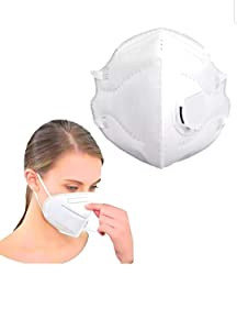 P2 N99 PM2.5 Respirator Face Mask with Value.