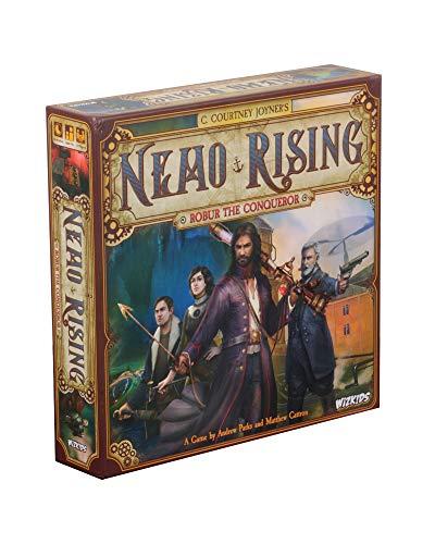 WizKids Nemo Rising: Robur The Conqueror, Multicolor
