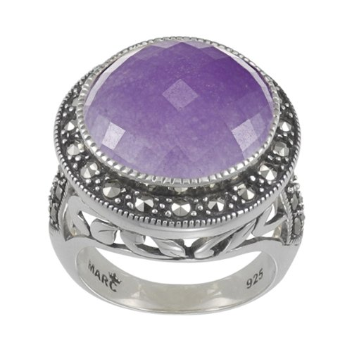 Used, Aura by TJM 925 Sterling Silver 7.49 cttw Checkerboard-cut for sale  Delivered anywhere in Canada