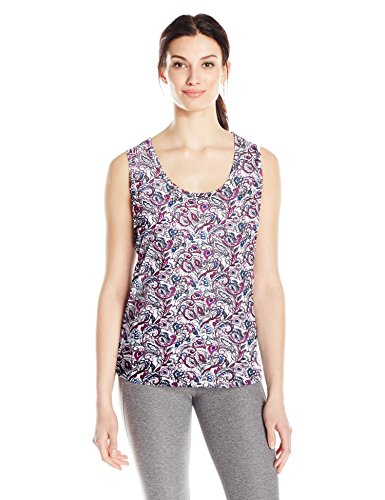 Royal Robbins Women's Essential Tencel Tapestry Tank Top, X-Large, Aster