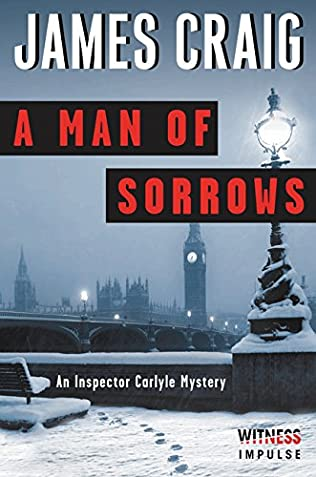 book cover of A Man of Sorrows