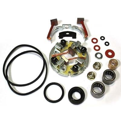 Caltric Starter Kit for Kawasaki Motorcycle Kz1100 Kz 1100 Sm-8207: Automotive