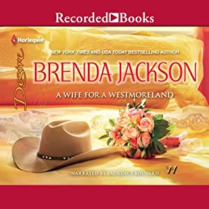 A Wife for Westmoreland Audiobook