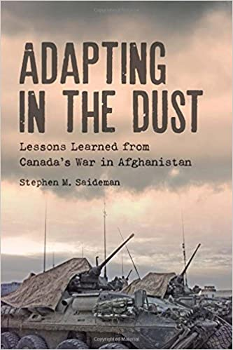 Book Adapting in the Dust: Lessons Learned from Canada's War in Afghanistan (UTP Insights)