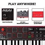 Beat Maker Bundle - Piano Style Keyboard/USB MIDI