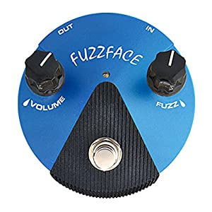 Jim Dunlop Fuzz Face Mini Silicon FFM-1