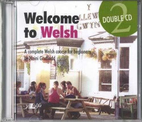 CD Welcome to Welsh: A Complete Welsh Course for Beginners