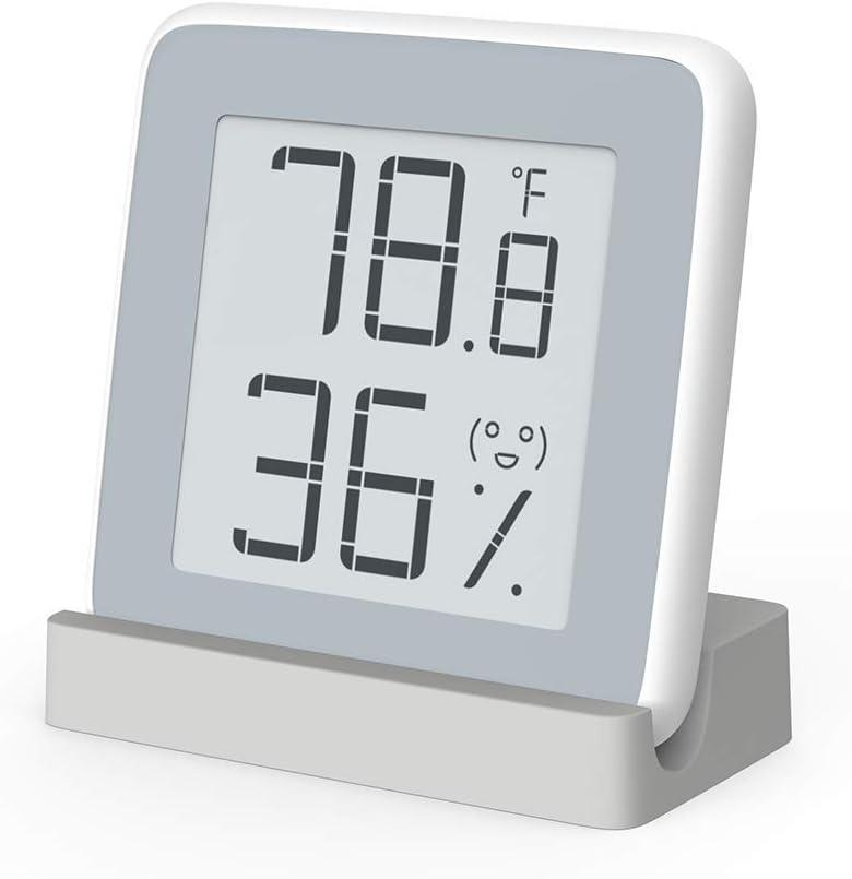 Homidy Hygrometer Digital Innen Thermo Hygrometer Mit Schweizer Hochpräzise Sensirion Digitalsensoren 2018 Reddot Award Winner Thermometer Innen Für Innenraum Haustier