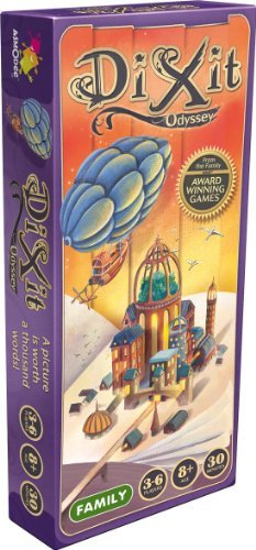 Asmodee Dixit: Odyssey Expansion (Best Dixit Expansion Pack)
