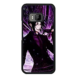 Black Butler Kuroshitsuji Phone Case for Htc One M9 Japan Anime Perfect Modish Black Butler Cartoon Characters Design Case Skin protective Cover Classical TV Series