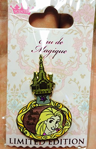 Authentic Disney Rapunzel From Tangled Pin- Eau De Magique Collection- Limited Edition- SOLD OUT ()