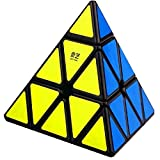 #7: CuberSpeed QiYi QiMing Pyramid black Magic Cube MoFangGe QiMing Pyramid black Speed cube