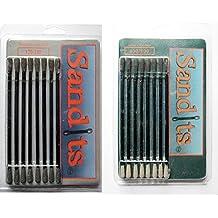 Sandits Combo 2 Pack- Sanding Tool 120-180 / 400/800 Grit