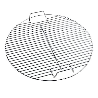 HuaXiong Fire Pit Cooking Grate for Grilling, 17.5Inch Diameter from Huaxiong