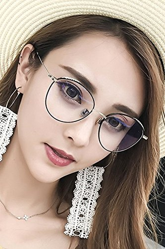 71c4c36a2779 Generic Korean version of the eyeglass frame retro glasses women girls lady  big frame glasses frame