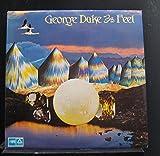 George Duke - Feel - Lp Vinyl Record
