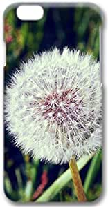 Dandelion Apple iPhone 6 Case, 3D iPhone 6 Cases Hard Shell Cover Skin Cases