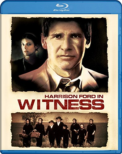 Blu-ray : Witness (Widescreen, Dolby, AC-3)