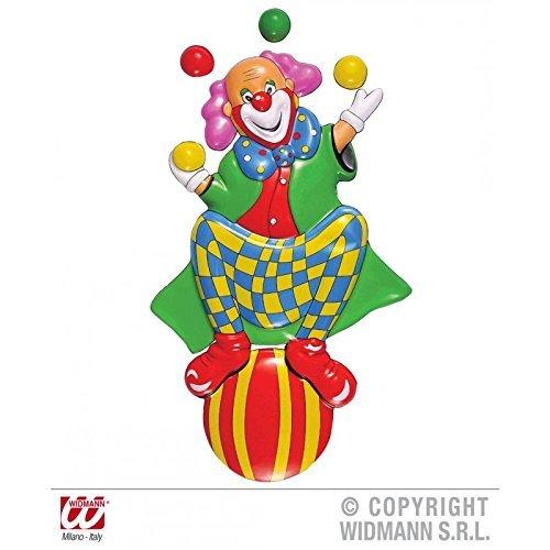 grande, Decorativo Payaso COMO Malabarista (100cm) ideal como ...