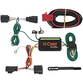 amazon com reese plug and play hitch wiring trailer lights for 2006 jeep liberty trailer wiring kit 2007 jeep liberty wiring harness