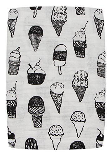ice cream crib sheet - 5