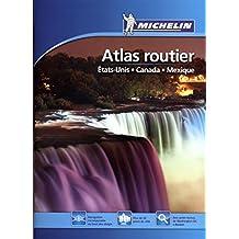 Atlas routier États-Unis, Canada, Mexique