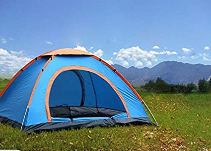 Image Unavailable & Jeval Amazing Picnic Hiking Camping Portable Waterproof Tent/Tent ...