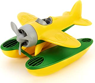 product image for Green Toys Seaplane, Yellow