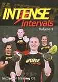 Intense Intervals Instructor Training Kit DVD, CD & Booklet