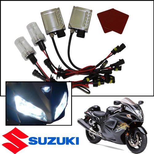 04 gsxr600 headlight bulb - 1