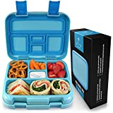 Zulay Kids Bento Box - Durable & Professionally Designed Bento Box for...