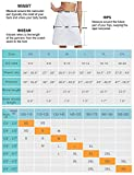 "BALEAF Women's 20"" Knee Length Skorts Skirts"