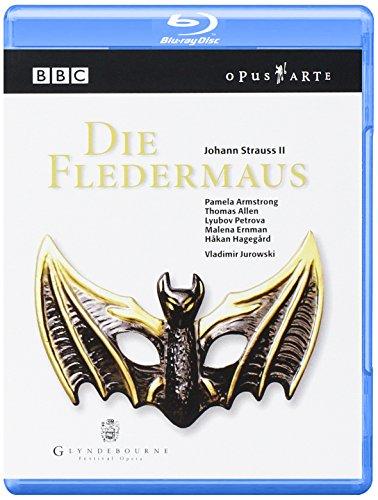 Pär Lindskog - Die Fledermaus (Blu-ray)