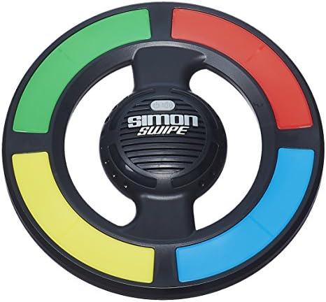 Hasbro Gaming - Simon Swipe, Juego de Mesa (versión en inglés): Amazon.es: Juguetes y juegos