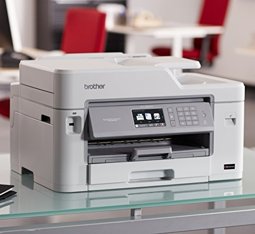 Brother MFC-J5830DW All-in-One Color Inkjet Printer, Wireless...