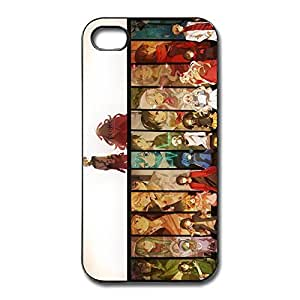 Kagerou Project Friendly Packaging Case Cover For IPhone 4/4s - Fashion Cover