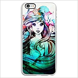 best website 2d525 39a0b Beautiful Ariel the Little Mermaid phone case for iPhone 6 6S