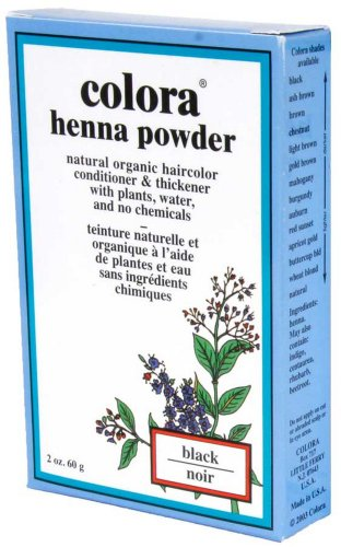 Colora Henna Powder, Gold Brown
